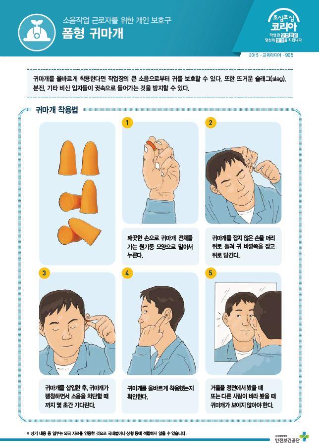 폼형 귀마개 착용법-1.JPG